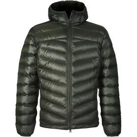 Y by Nordisk Payne Hooded Down Jacket Men, verde